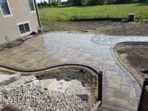 New Home Construction Complete Project | Extreme Green Lawn & Landscape | Sussex WI Project